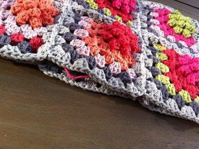 Workshop granny squares haken