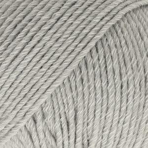 Drops Cotton Merino lichtgrijs