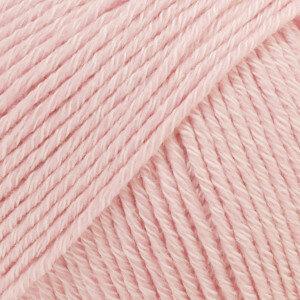 Drops Cotton merino poeder roze