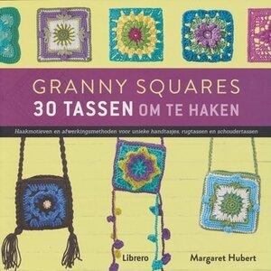 Granny squares 30 tassen