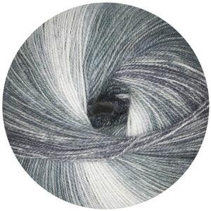 Starwool Lace Zwart/grijs