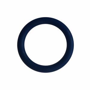 Siliconen ring blauw