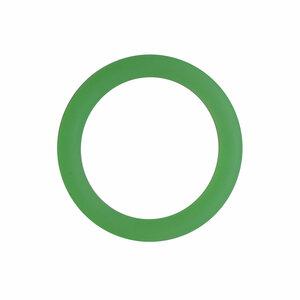 Siliconen ring groen