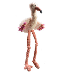 Haakpakket Flamingo