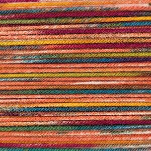 Essentials merino print DK multicolor