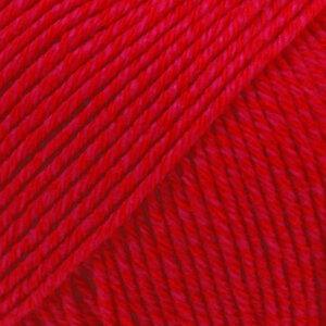 Drops Cotton Merino rood 06