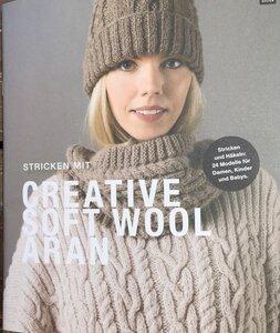 Creative soft Wool aran