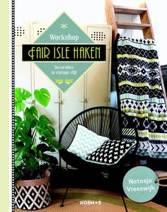 Workshop Fair Isle Haken Wolcafé Is De Winkel Voor Haken Breien