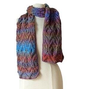 Haakpakket sjaal Our Tribe