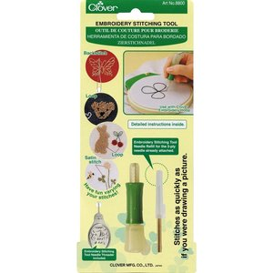 Clover punch needle