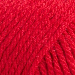 DMC Knitty rood 698
