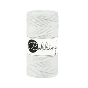 Bobbiny Macrame 3mm Naturel