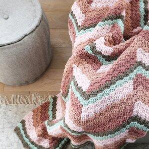 Haakpakket Bargello Deken Soft Wool Wolcafé Is De Winkel Voor