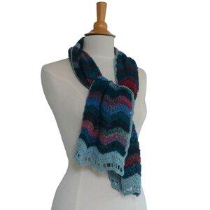 Haakpakket sjaal Greta Lang Yarns