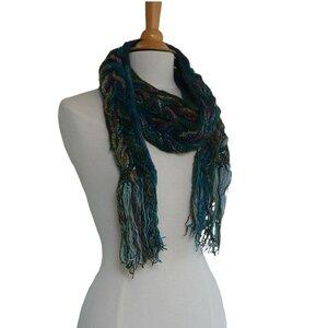Haakpakket sjaal Dipinto brioche