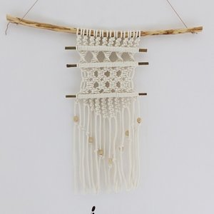 Workshop macrame wandhanger bobbiny