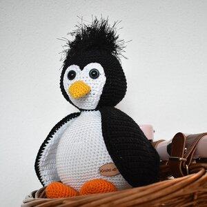 Haakpakket Pinguin Phi Wolcafé Is De Winkel Voor Haken Breien