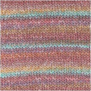 Creative Cotton Colour Coated Roze/blauw
