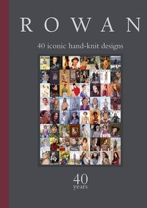 Rowan 40 iconic handknit designs