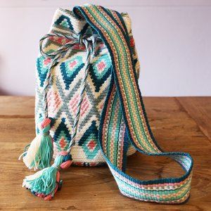 Workshop Mochila tasje haken
