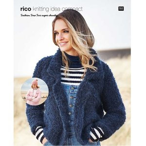 Breipakket vest Rico Fashion Fine Fur