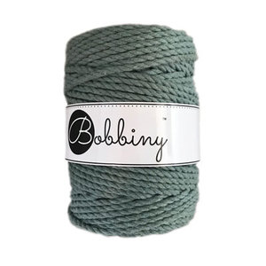 Bobbiny Triple Twist 5mm laurel