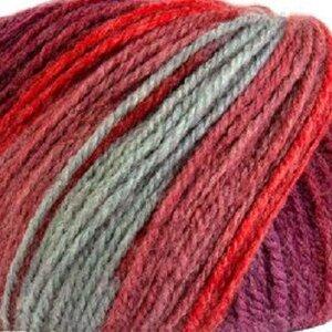 DMC Brio rood/paars