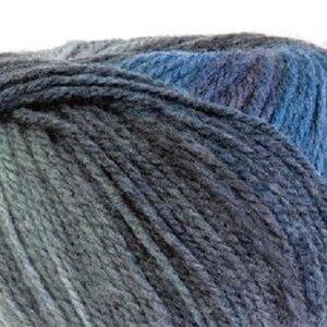 DMC Brio blauw/grijs