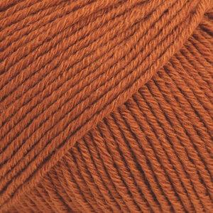 Drops Cotton Merino roest 25