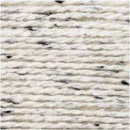 Fashion Modern Tweed Aran Creme 001