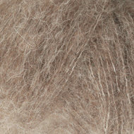 Alpaca Silk brushed beige