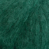 Alpaca Brushed Silk bosgroen