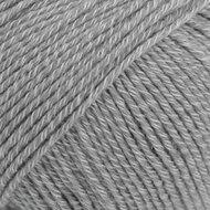 Drops Cotton Merino medium grijs