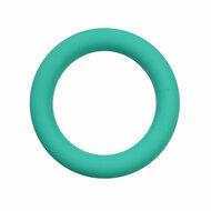 Siliconen bijtring turquoise