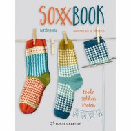 Soxx book, sokken breien